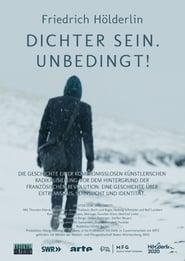 Poster Friedrich Hölderlin - Dichter sein. Unbedingt! 2020