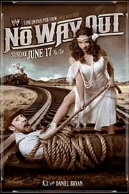 Poster WWE No Way Out 2012 2012