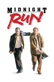 Poster Midnight Run 1988