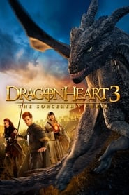 Poster Dragonheart 3: The Sorcerer's Curse 2015