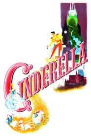 Poster Cinderella 1950