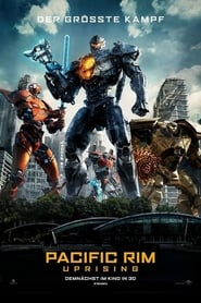 Pacific Rim 2 – Uprising (2018)
