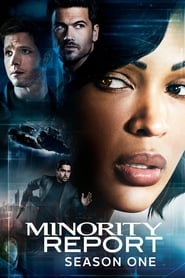 Minority Report streaming vf poster