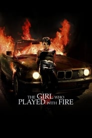 Poster for The Girl Who Played with Fire