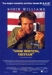 Ver Good Morning, Vietnam Online HD Español y Latino (1987)