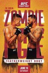 UFC on ESPN 25: Korean Zombie vs Ige (2021)