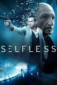 DVD cover image for Self/less