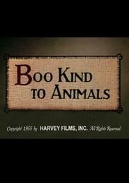 Boo Kind to Animals