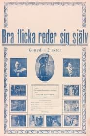 Bra flicka reder sig själv 1914