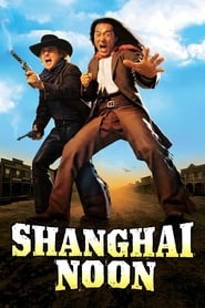 Poster Shanghai Noon 2000