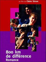 800 Km De Différence – Romance