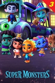 Super Monsters Sezonul 3