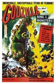Poster Godzilla 1954