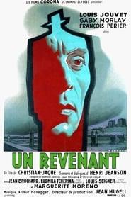 Voir Un Revenant en streaming complet gratuit | film streaming, StreamizSeries.com