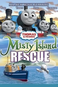 Poster Thomas & Friends: Misty Island Rescue 2010