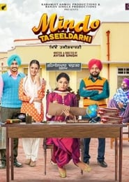 Mindo Taseeldarni (2019) Punjabi Full Movie Watch Online