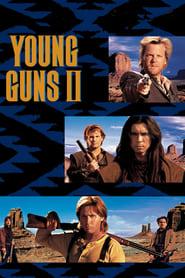 poster Young Guns II