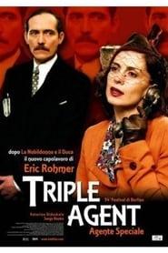 Triple Agent - Agente speciale 2004