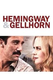 Poster Hemingway & Gellhorn 2012