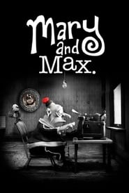 Poster Mary and Max 2009