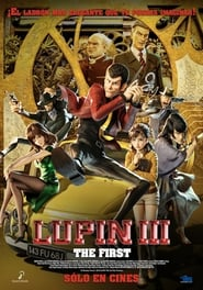 Lupin III The First en cartelera