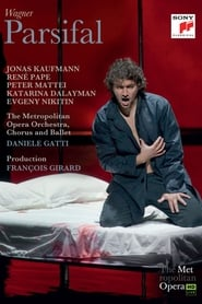 DVD cover image for Parsifal