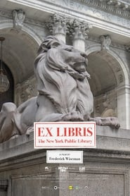 Poster for Ex Libris: The New York Public Library