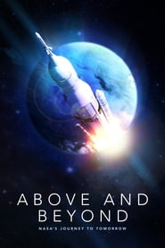 Poster Above and Beyond: NASA's Journey to Tomorrow 2018