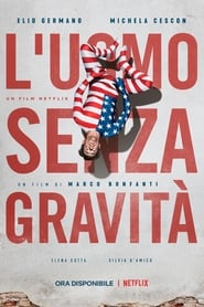Poster The Man Without Gravity 2019