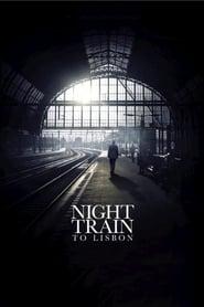 Poster Night Train to Lisbon 2013