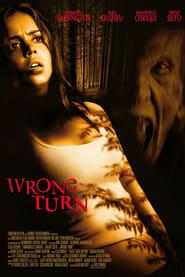poster Wrong Turn