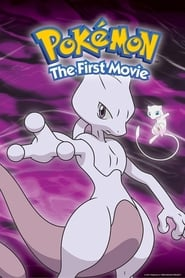 Poster Pokémon: The First Movie - Mewtwo Strikes Back 1998