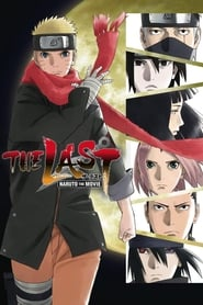 Poster The Last: Naruto the Movie 2014