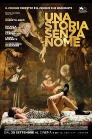 Poster The Stolen Caravaggio