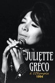 Juliette Gréco à l'Olympia, 1993 1993