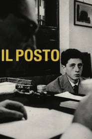 DVD cover image for Il posto