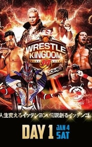 NJPW Wrestle Kingdom 14: Night 1 Online Lektor PL
