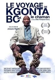 Le voyage de Kgonta Bo, le chaman