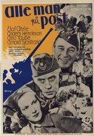 Alle man på post 1940