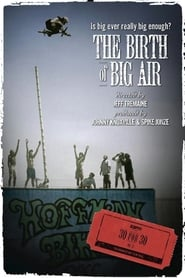 Poster for The Birth of Big Air