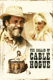 Poster for The Ballad of Cable Hogue