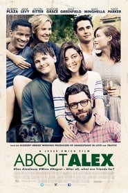 Poster for About Alex