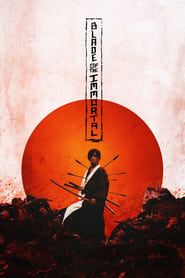 View Blade of the Immortal (2017) Movies poster on Ganool