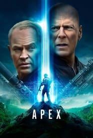 Apex (2021) poster