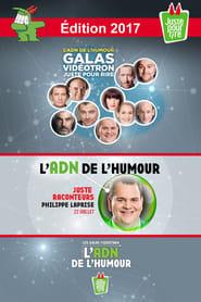 Regarder Juste Pour Rire 2017 - Gala Juste Raconteurs