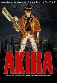 Akira 1988 Poster