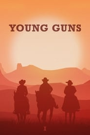 Poster for Young Guns