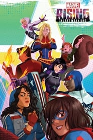 Image Marvel Rising: Secret Warriors