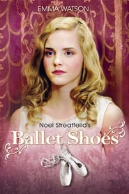 Poster Ballet Shoes 2008