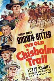 The Old Chisolm Trail  Poster